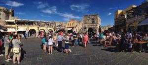 Medieval Town Rhodes 1