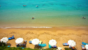 Beach of Pefki