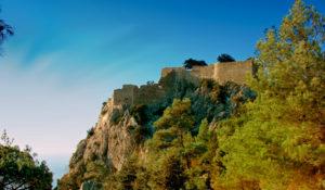 Monolithos Castle 1