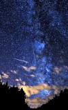 Don't miss the spectacular meteor shower