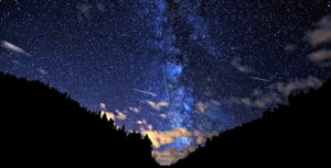 Perseids - Meteor Shower 1