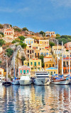 Symi: A boutique island