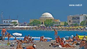 Aquarium Beach - Rhodes
