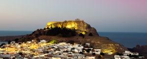 Acropolis of Lindos 1