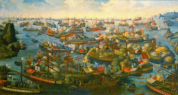 Battle of Lepanto (Nafpaktos)