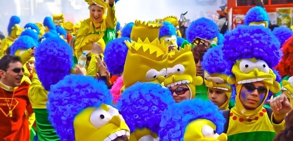 Carnival in Rhodes