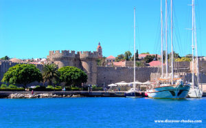 Medieval Town of Rhodes 1