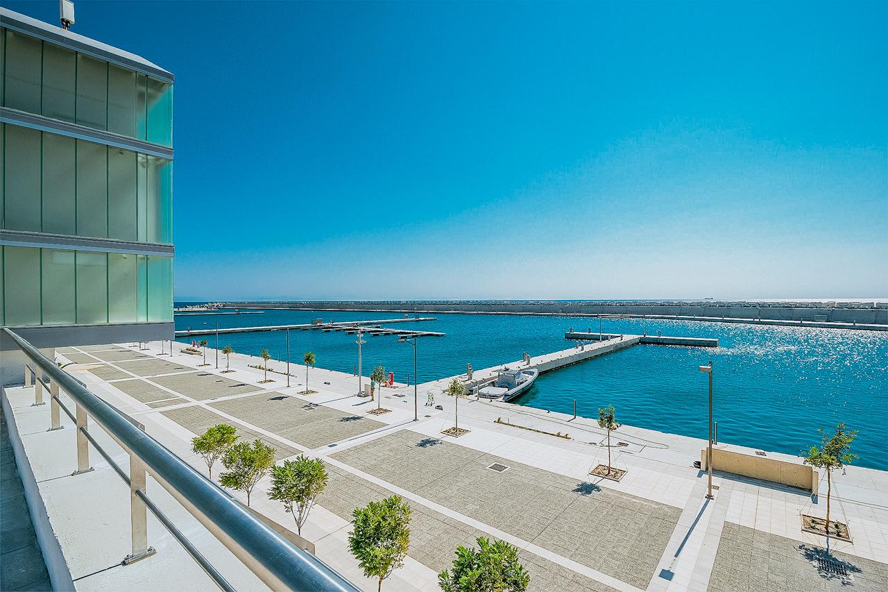 New Rhodes Marina