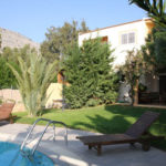 Villa Cap Jano - Garden and pool