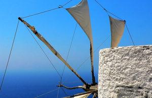 Karpathos wind mill 1