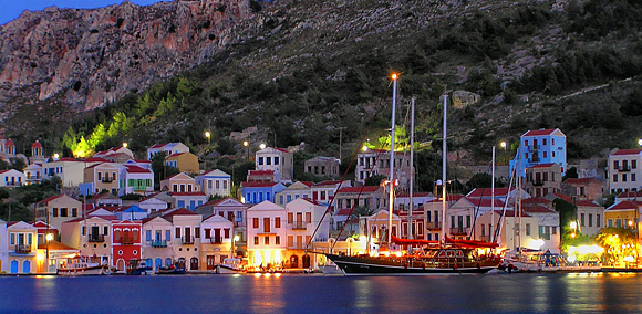 The Dodecanese islands 3
