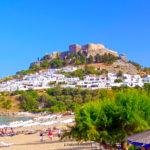 Lindos, Rhodes Greece