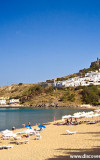Lindos main beach