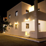 Melfe Villas - Night View