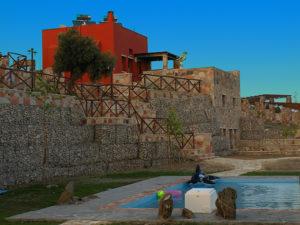 Petroto Villas - pool view 1