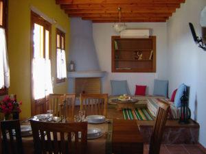 Petroto Villas - villa living room 1