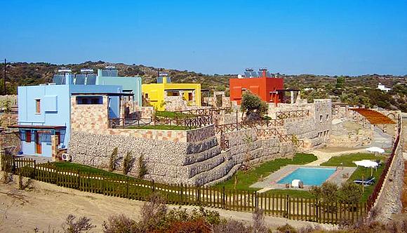 Petroto Villas, Kiotari Rhodes
