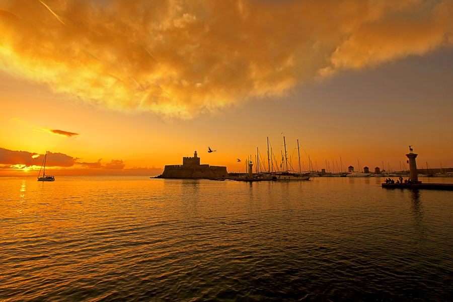 Sunrise Rhodes