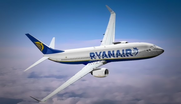 Ryanair cancels flights in October
