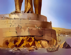 The Colossus of Rhodes 1