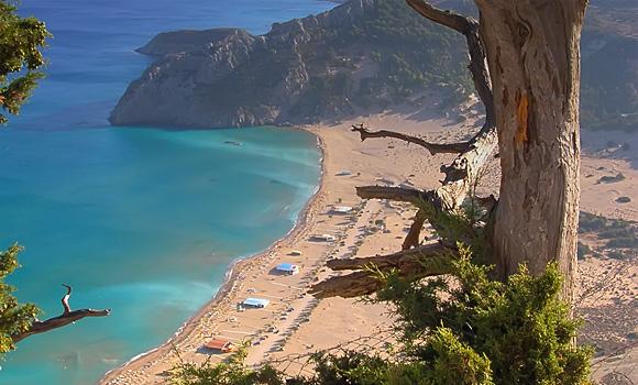Tsambika beach 3